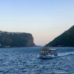 Knysna-plavba-lodí